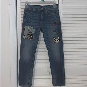 Ralph Lauren Polo Boys Jeans EUC